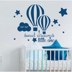 """Балони - """"Sweet dreams little one"""""""