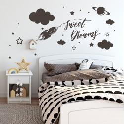 """Комплект с ракета""""Sweet dreams"""""""