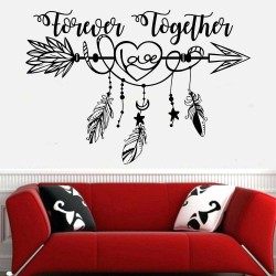 """Стикер""""Forever Together"""""""