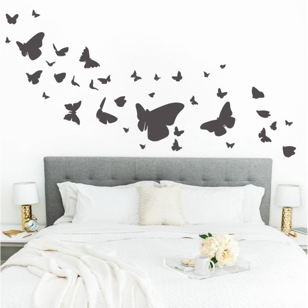 Комплект от 37 пеперуди