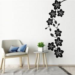 Стикер Цъфтяща орхидея