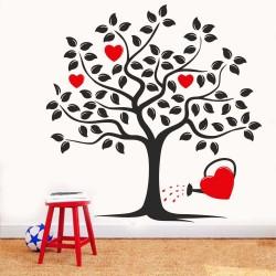 Двуцветно Дърво с лейка