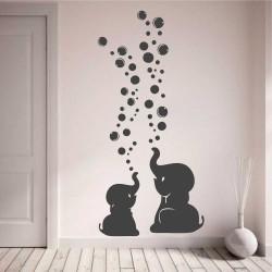 """Стикер"""" Слончета с балончета"""""""